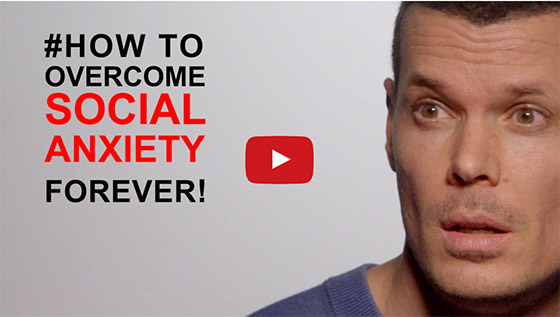 How to overcome social anxiety forever