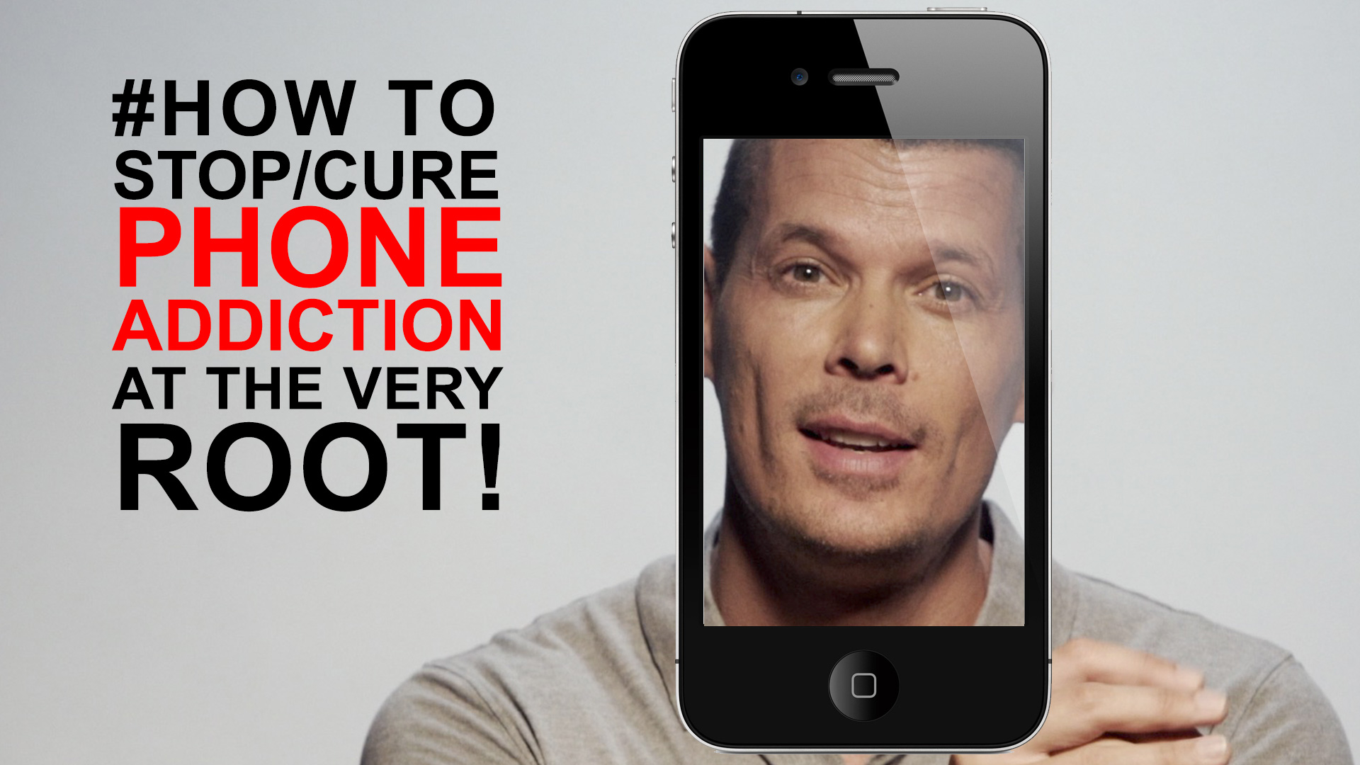 How to stop phone addiction? #1 Real cause revealed here!