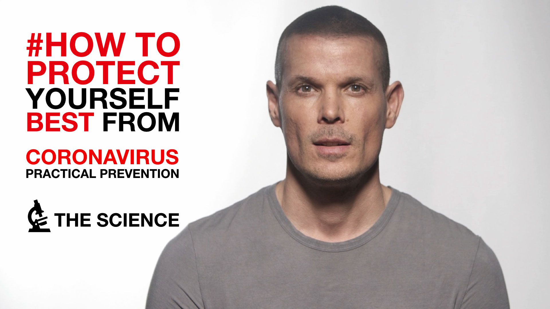 Coronavirus: how to protect yourself best: the science revealed